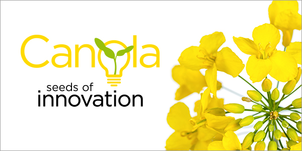 Celebrating canola's 50th birthday as Canada's crop - Press tab then enter to visit page