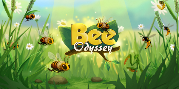 Bee Odyssey - Press tab then enter to visit page