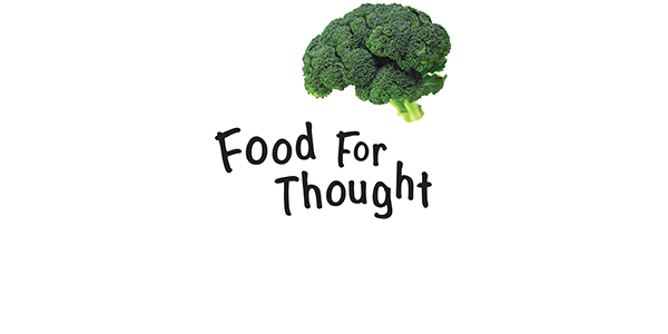 Food for Thought Lecture Series - Press tab then enter to visit page