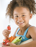 Healthy Kids Quest - Vegetables and Fruits