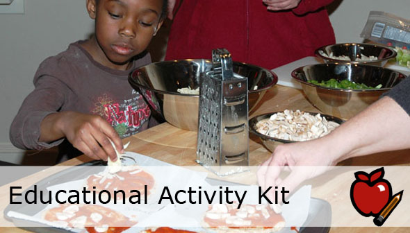 The Incre-Edible School Program Educational Activity Kit