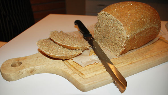 Properties of and Changes in Matter: Bread