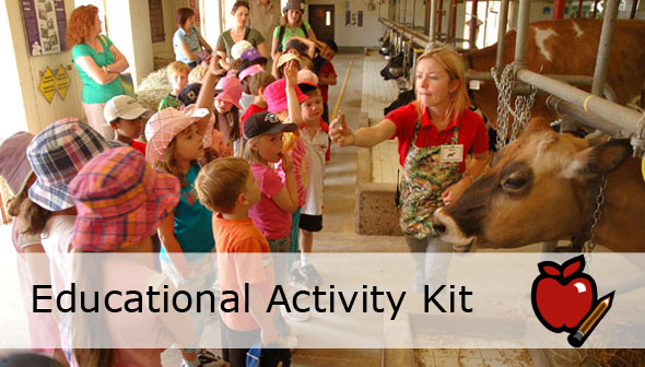 What's to Eat Educational Activity Kit