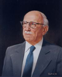 Dr. Cyril Goulden (1897–1981)